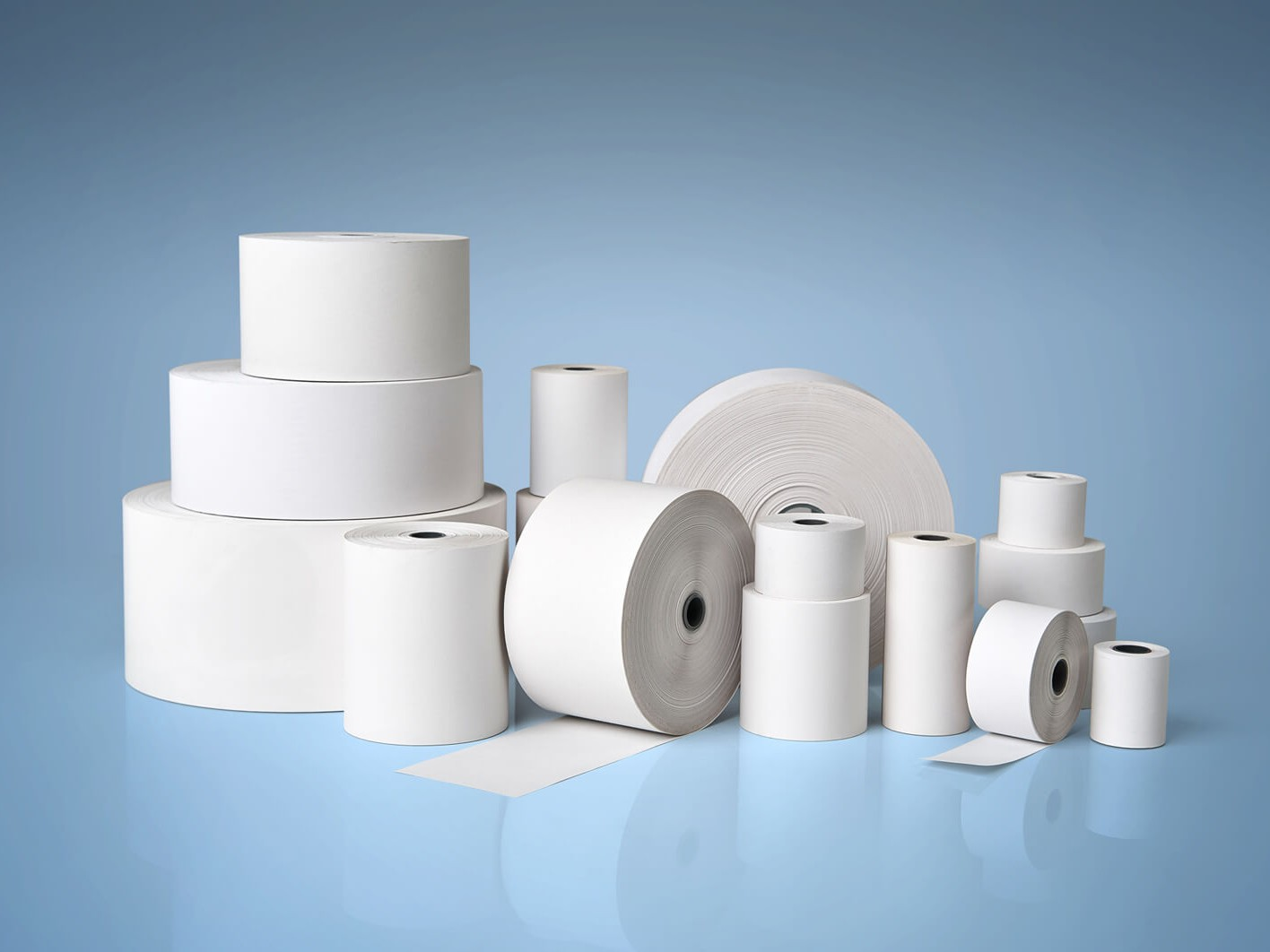 JSC IMA Thermal paper roll tapes