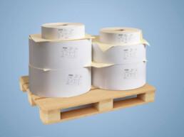 adhesive roll paper jsc ima