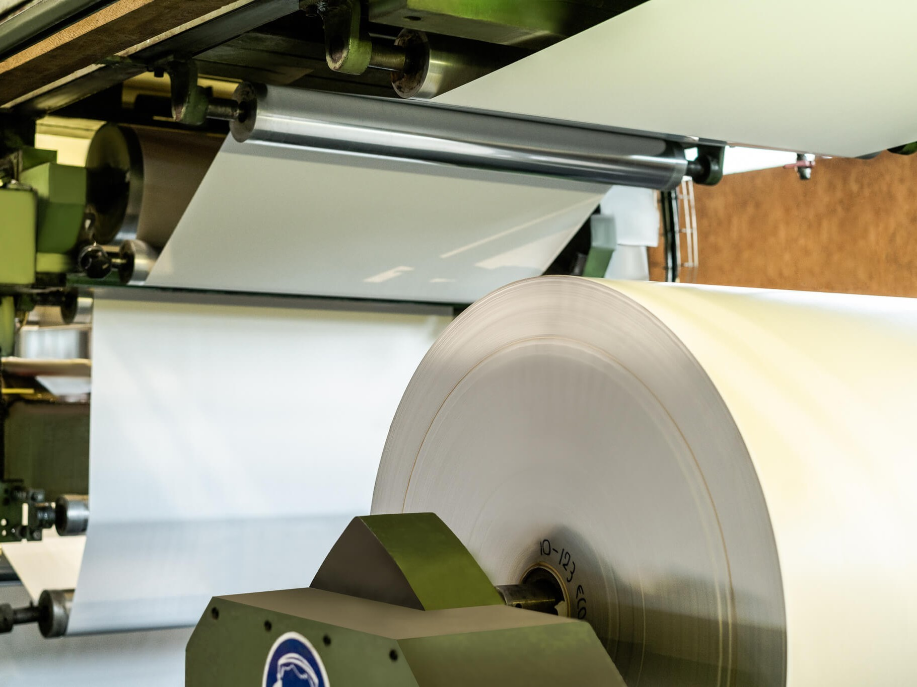 the one and only adhesive paper material manufacturer in Lithuania
